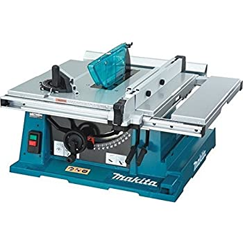 Makita 2704 Contractors 15 Amp 10 Inch Benchtop Table Saw (Discontinued By  Manufacturer)