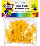 "Kenson Kids ""I Can Do It!"" Reward Chart 42-Count Gold Stars Supplemental Pack - Ages 3 to 10"