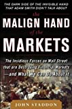 The Malign Hand of the Markets: The Insidious Forces on Wall Street that are Destroying Financial Markets - and What We Can Do About it