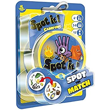 Amazon.com: Spot It! (Color/Packaging May Vary): Toys & Games