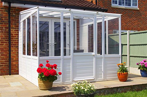 Ultimate Sunroom Conservatory White 3 8m Upvc Plastic Diy