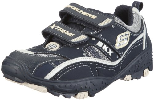 Skechers Annex Pegasus 999940L NVNT - Zapatillas para niño Azul (Blau/NVNT)