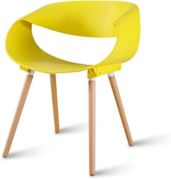 FLY Leisure Chaise, Nordic Bois Massif Chaise de Salle à ...