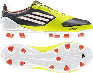 half off 8791b e9aa1 Amazon.com  adidas Men F30 TRX FG SYN Soccer Cleats Phantom BlackElectricityHigh  Energy Red V22562  Soccer