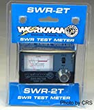 Workman SWR Meter for CB Radio Antennas SWR2T