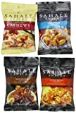 Sahale Snacks Variety Pack, 4 Flavors, 2-Ounce Pouch (Pack of 12)