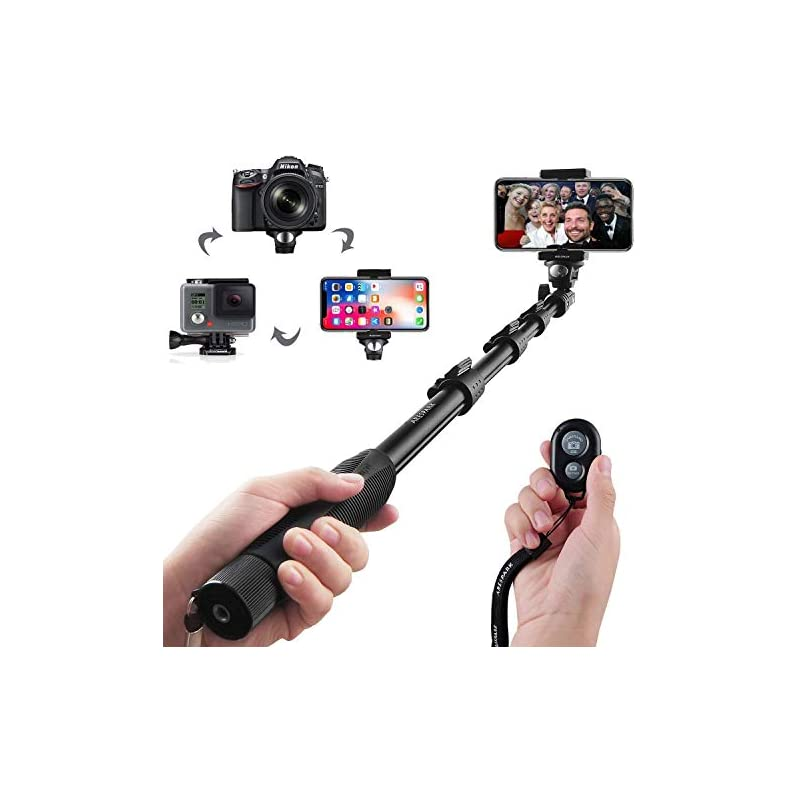 Selfie Stick, Arespark Wireless Extendab