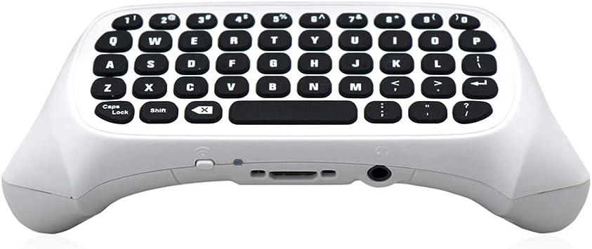 Yiwa Dobe TYX-586S Xbox One/Slim Teclado inalámbrico para Juegos ...