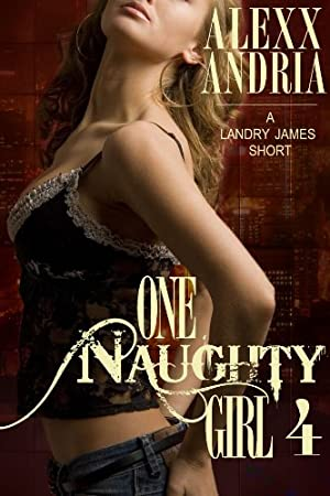 book cover of One Naughty Girl 4