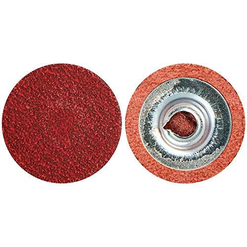 Norton 08834163375 Power Sander Quick Change Discs Size 1 40 Grit by Norton (Image #1)