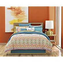 Farah Comforter Set Full/Double By J Queen New York