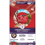 Purina ONE Senior Dry Dog Food, SmartBlend Vibrant
