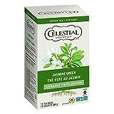 Celestial Seasonings Jasmine Green Organic Green Tea, Tea Bags per Box