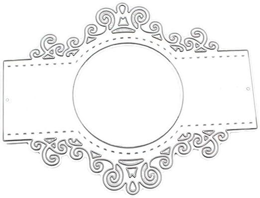 Schneiden Schablonen Papier Karten Sammelalbum Deko Xurgm 3D Blumen Metall Stanzschablonen Weihnachten Motiv Metall Schneiden Schablonen Stanzformen Silber f/ür DIY Scrapbooking Album