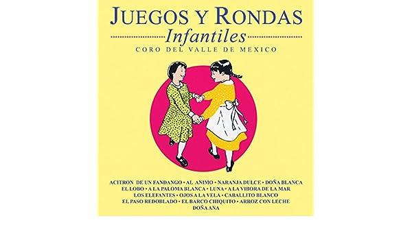 Juegos y Rondas Infantiles de Coral Del Valle De México en Amazon Music - Amazon.es
