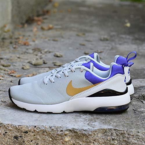 Nike 001 Bianco Sneaker grigio Donna 749510 wAwq5CTR