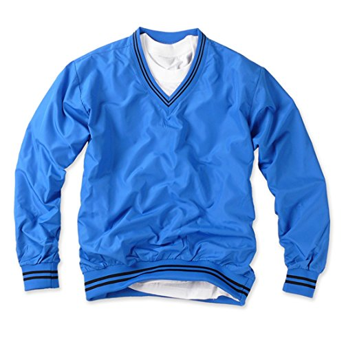 Jacket Resister Blue Wind Windshirt Men's Waterproof Vneck myglory77mall TPEqWwzSxP