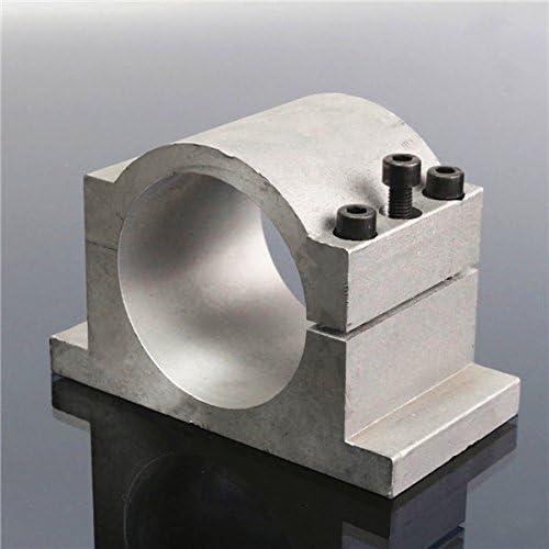 3本ねじが付いている Queenwind 80mm の直径の CNC の紡錘のブラケットクランプ