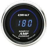 Auto Meter 6390 Cobalt 2-1/16'' 0-250 amps Digital Amp Current