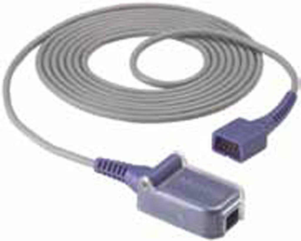 Welch Allyn Nellcor 8 Ft Differential Extension Cable, Pulse Oximeter Sensor 008-0742-00 by Welch Allyn (Image #1)