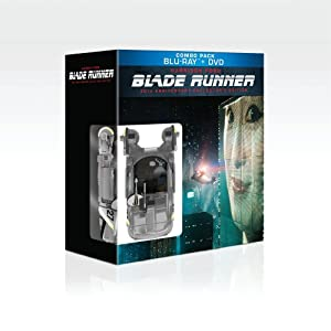 Cover Image for 'Blade Runner 30th Anniversary Collector's Edition (4-Disc Blu-ray / DVD +UltraViolet Digital Copy Combo Pack)'