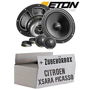 Citroen Xsara Picasso – Eton Pro 170.2 – 16 cm Sistema – Compostador ...