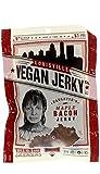 Louisville Vegan Jerky - Maple Bacon, Vegetarian & Vegan Friendly Jerky, 21 Grams of Non-GMO Soy Protein, Gluten-Free Ingredients (3 oz.)