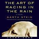 The Art of Racing in the Rain Audiobook by Garth Stein Narrated by Christopher Evan Welch