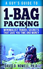 One month in Australia with one small carry-on bag?  You bet.  And look good doing it, too! Learn the hacks, tips, and secrets of an international speaker and 1-bag traveler.  Never lose a bag at the airport again, and save money on checked b...