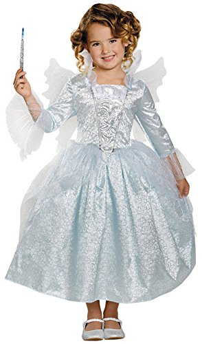 Disguise Fairy Godmother Movie Deluxe Costume, Medium (7-8)]()