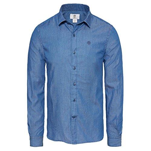 Timberland PROVINCETOWN CHAMBRA DARK BLUE, MAN , Size: M