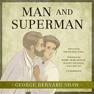 Man and Superman Radio/TV