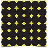 Birchwood Casey 34115 Shoot-N-C Target 270, 432  Self-Adhesive, 1 inch repair pasters