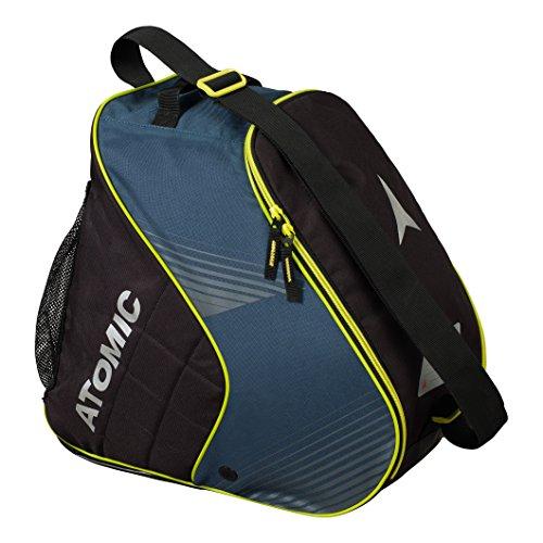 ATOMIC Boot Bag Plus Schischuhtasche, Grau/Limette, 58 x 40 x 44 cm, 32 Liter