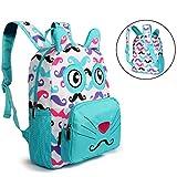 Advocator Toddler Kids 3D Cat Cartoon Backpack Cute Children School Bag for Boys&Girls Kindergarten Book Bag