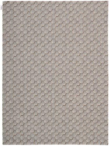 Calvin Klein Home Loom Select Neutrals Smoke Transitional 5'6