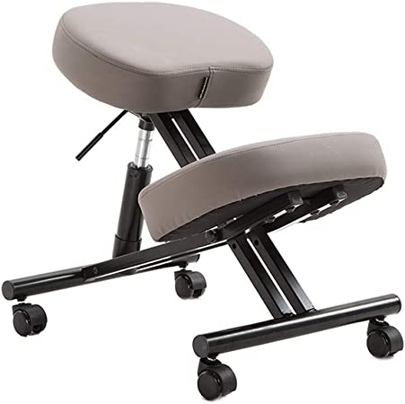 TONGSH Chaise à Genoux réglable |Fauteuil de Posture