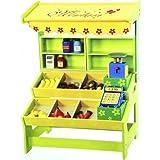 Serra Baby Mentari Wooden Supermarket Kit (Mt - 7209P)