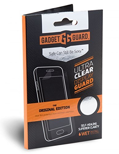 Gadget Guard Original Edition HD Screen Guard Film for Samsung Galaxy S9 Plus - GGOEXXC208SS09A by Gadget Guard