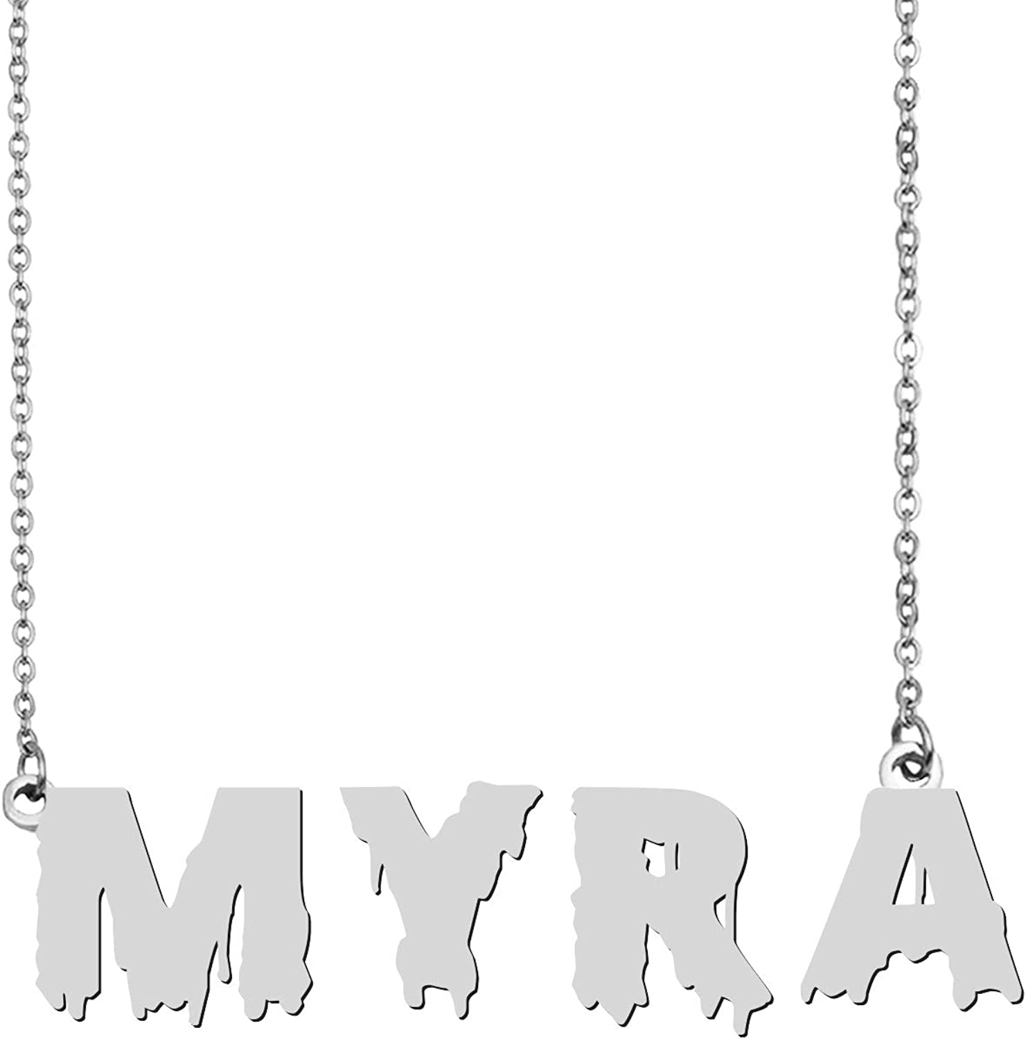Saul v2 Luxury Dog Tag Necklace Personalized Name Gifts