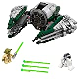 Toys : LEGO Star Wars Yoda's Jedi Starfighter 75168 Star Wars Toy