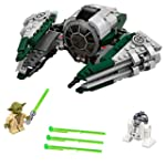 LEGO Star Wars Yoda s Jedi Starfighter 75168 Star Wars Toy