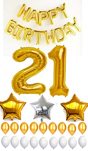 Number-21-with-foil-balloon