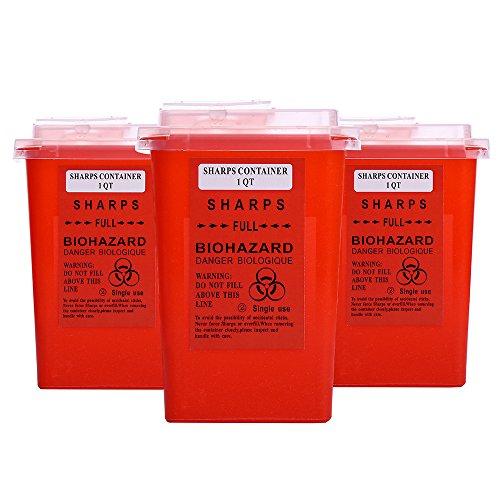 sharps disposal 1 gallon - 7
