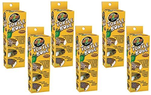 Zoo Med Laboratories Turtle - Zoo Med Laboratories Turtle Bone (6 Packages)