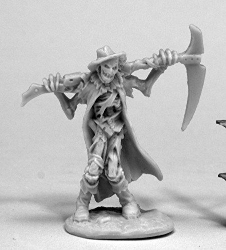 Reaper Miniatures 80059 Wild West Wizard of Oz Scarecrow, Chronoscope Bones Miniature