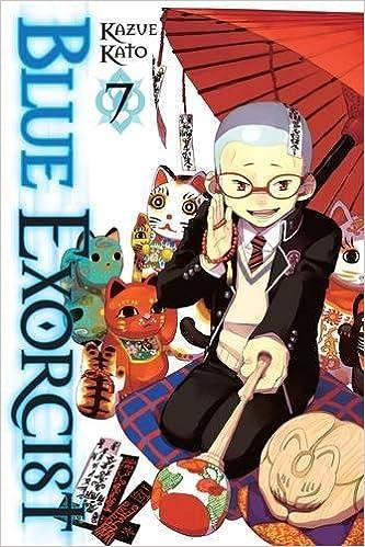 Blue Exorcist Band 07 Manga NEU