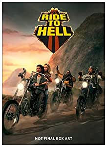 Deep Silver Ride to Hell (Playstation 3)