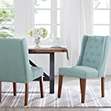 Madison Park Cleo dining chair, set of 2