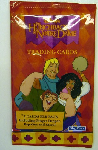 Disney's Hunchback of Notre Dame Trading Cards by SkyBox